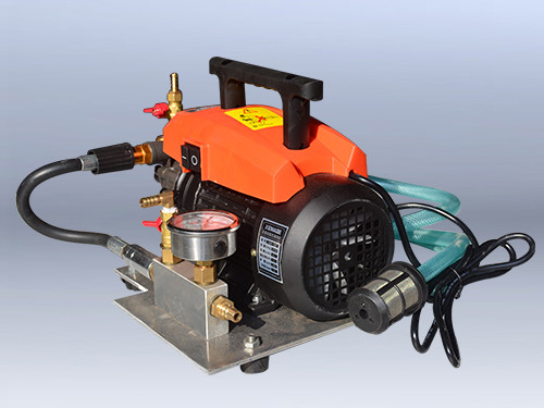 Three Phase  Vulcanizing Accessories Low Noise  Electric Hydraulic Pump