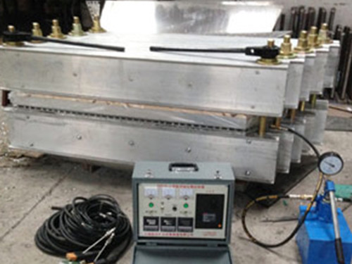 Fully Automatic Conveyor Belt Splicing Equipment Stable Performance